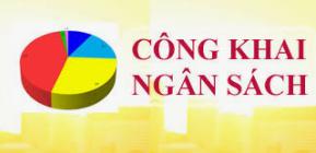 Công khai ngân sách